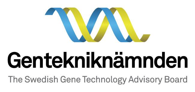 Gentekniknämnden Logo